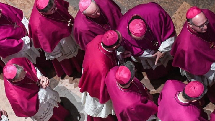 The upcoming synod must not follow the German path