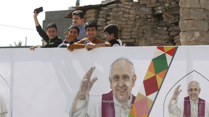 Reverberations of Pope's Iraq visit felt after Francis is gone