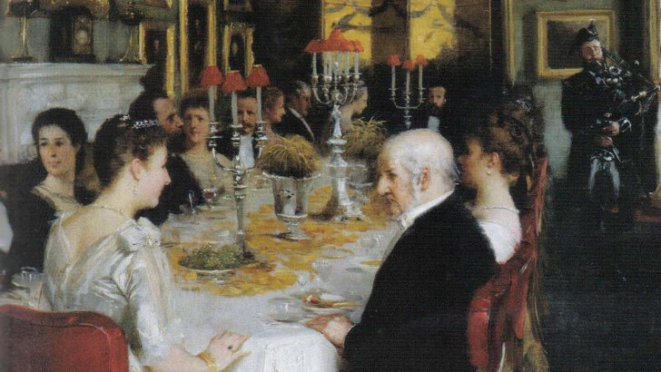 A noble family and the fall of the British Empire