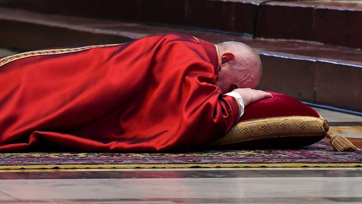 Let's face it: The modern papacy is an impossible gig