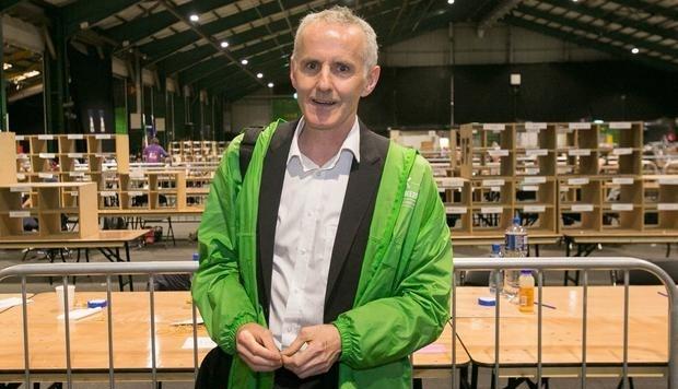 Priest criticises Green Party's Ciaran Cuffe for 'cheap shot'