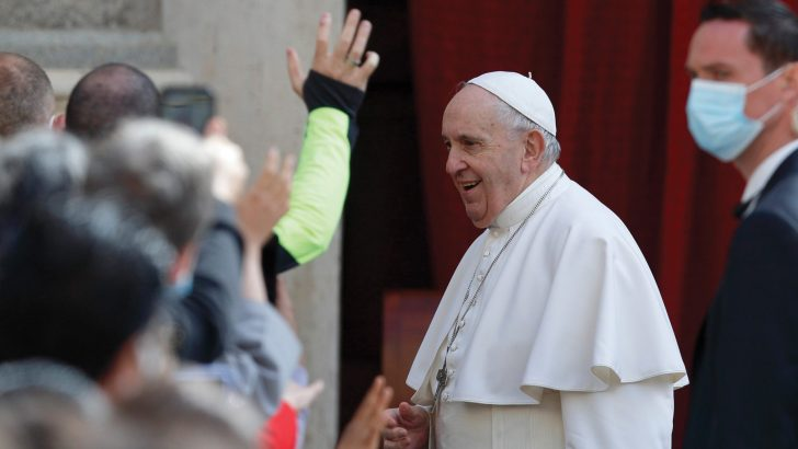 Vatican labour protest highlights any Pope's management dilemma
