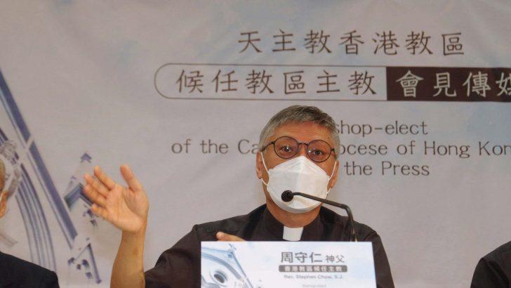 China-watcher says new Hong Kong prelate embodies 'balance' on Beijing
