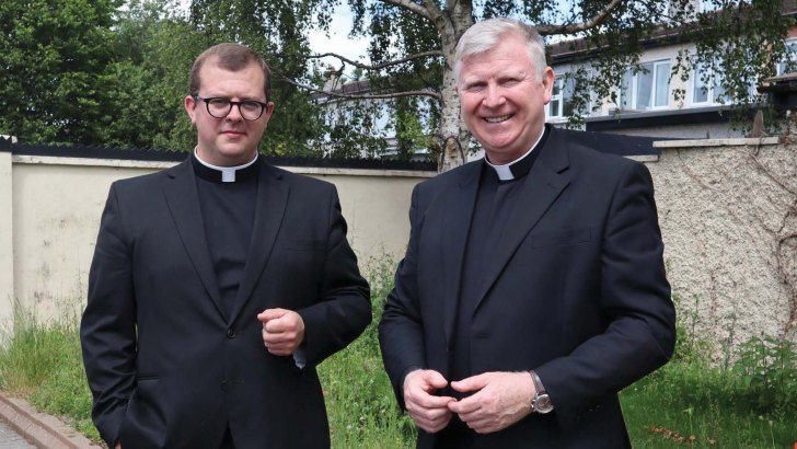 'Tough have to get going as salvation is an essential service' – new vocations director