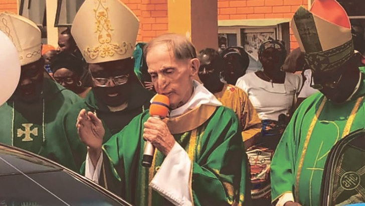 Tributes paid to long serving Irish missionary in Africa