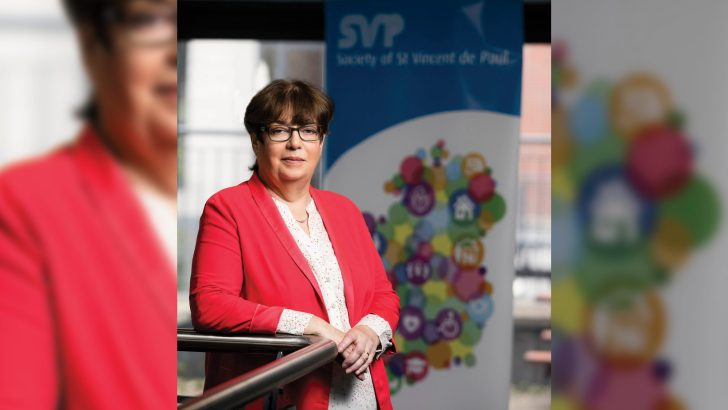 SVP says an Ireland without poverty can be a reality