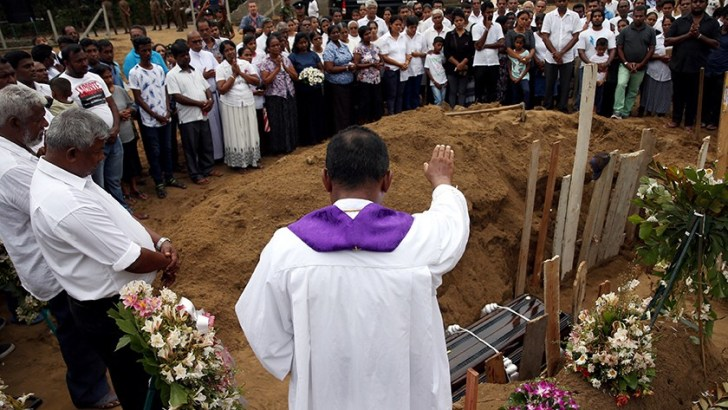 Sri Lankan bishops demand answers from president two years after Easter bombing