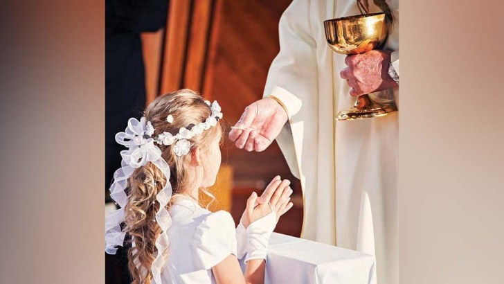 There is no expiry date on the sacraments