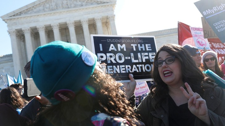 Biden administration sues Texas over pro-life law