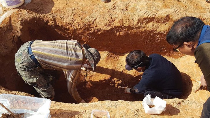 Remains of first South Korean Catholic martyrs discovered