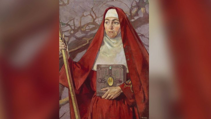 St Brigid in the life of the Nation