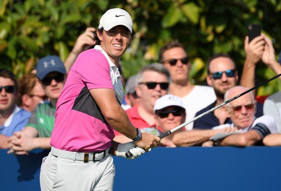 Rory McIlroy and Erica Stoll's first baby due