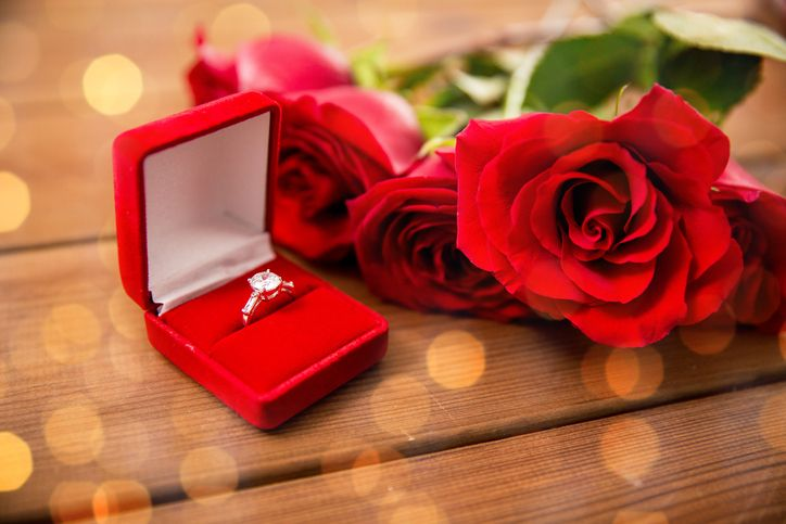 Beautiful Engagement Rings Courtesy Of The IrishCentral