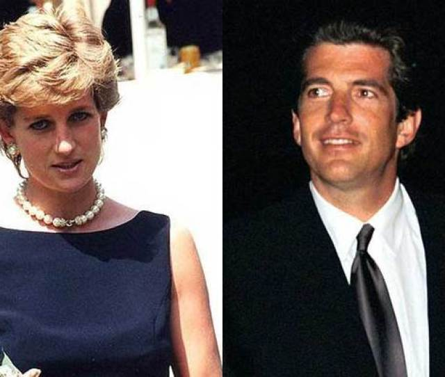 Did John Kennedy Jr And Princess Diana Have A Secret Meeting In Nyc