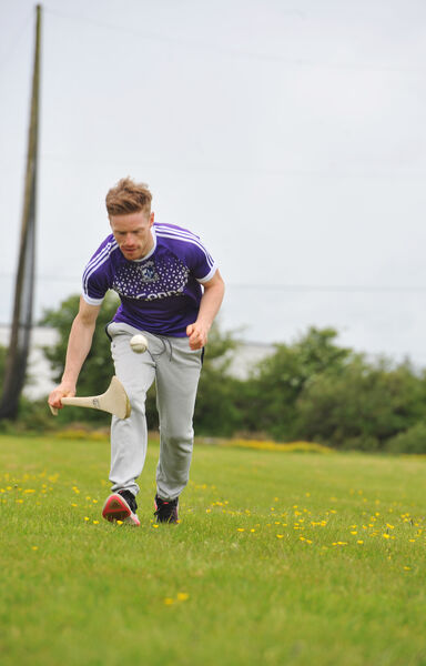 Eoin O'Sullivan says his experience has changed him for the better in many ways.Picture: Larry Cummins