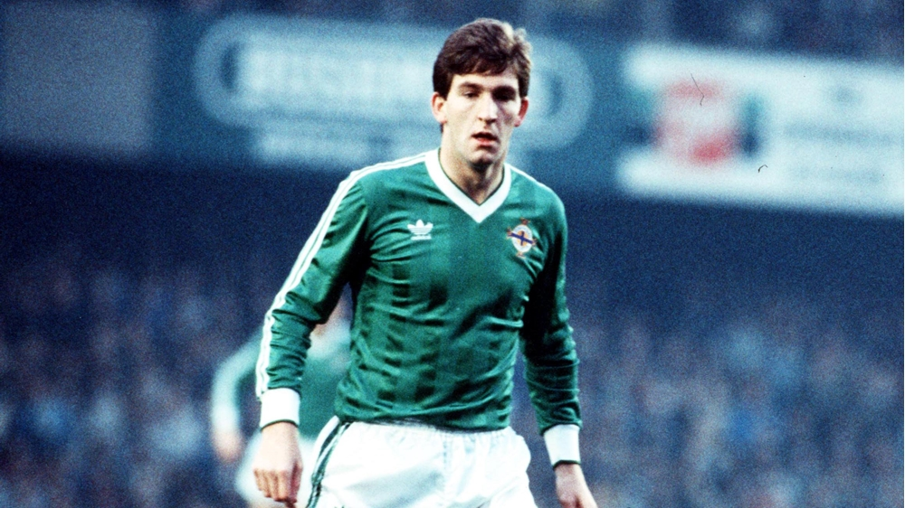 NI Hall of Fame: Norman Whiteside - teenage kicks at...
