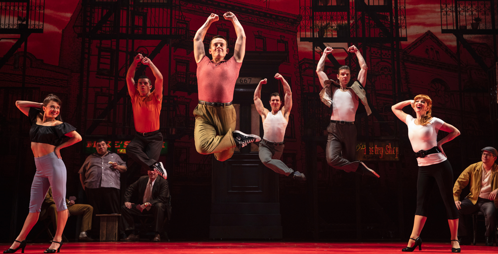 Theatre Review A Bronx Tale Shows How Family And Community Come Together Through Falling Apart