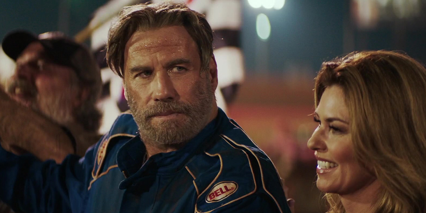 """Blu-ray Review: John Travolta's """"Trading Paint"""" Is The"""