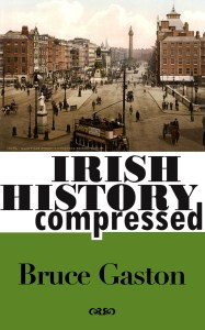 Irish History Compressed ebook cover