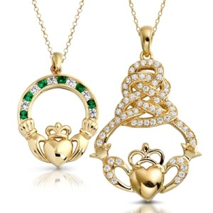 Claddagh Pendants