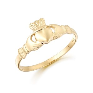 Claddagh Ring-CL1