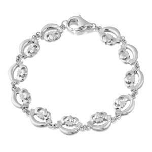 Claddagh Bracelet - CLB4W