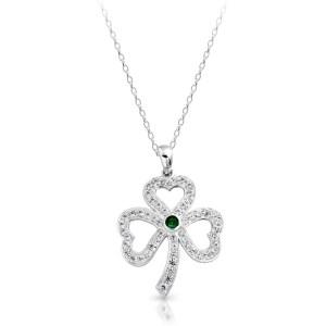 Silver Celtic Pendant-SP019