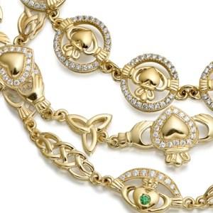 Claddagh Bracelets
