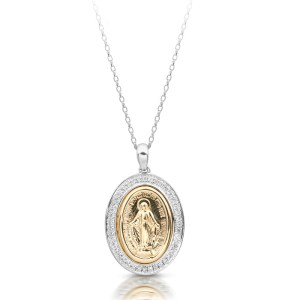 Miraculous Medal-M1W