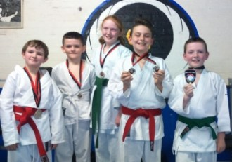 Jack Carson; Ross Dougan; Katlynn Mccracken; Thomas Bell; Adam Rooney