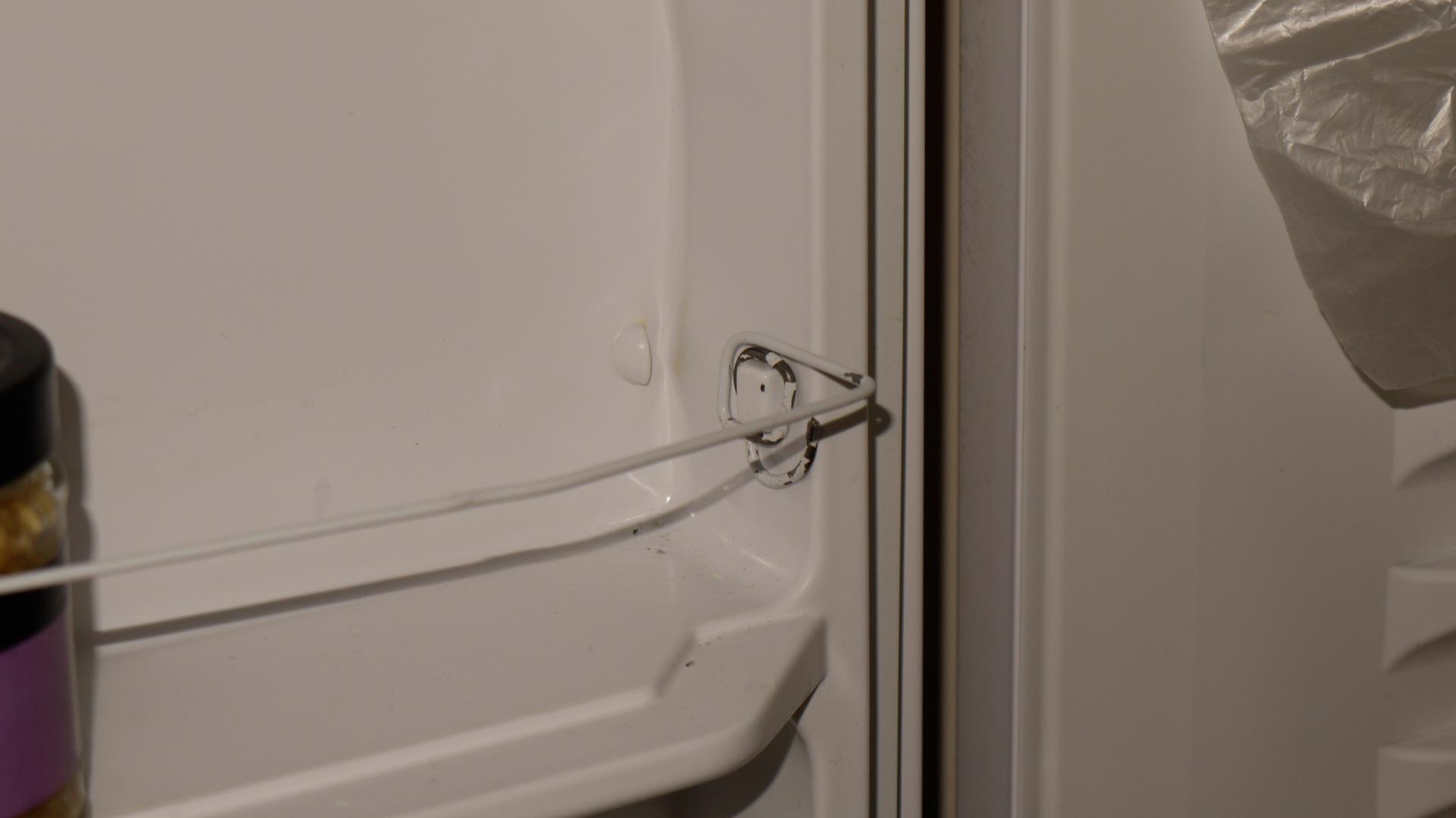 Diy Refrigerator Door Shelves