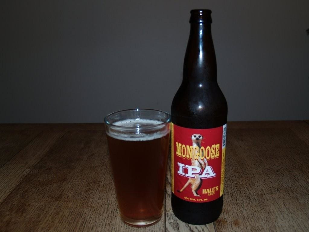 Hale's Brewery: Mongoose IPA Review