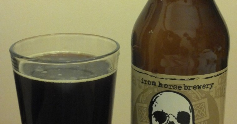 Brewbeat NW – Iron Horse Brewery's Quilter's Irish Death