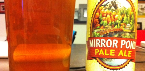 Deschutes Brewery: Mirror Pond Pale Ale