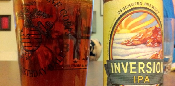Deschutes Brewery:  Inversion IPA