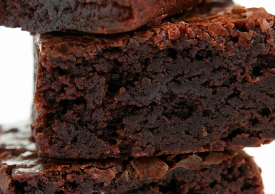 Fudgy Firebird Brownies