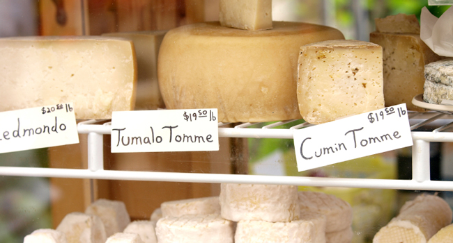 Cheese 101 – Caring for Cheese by Calf & Kid