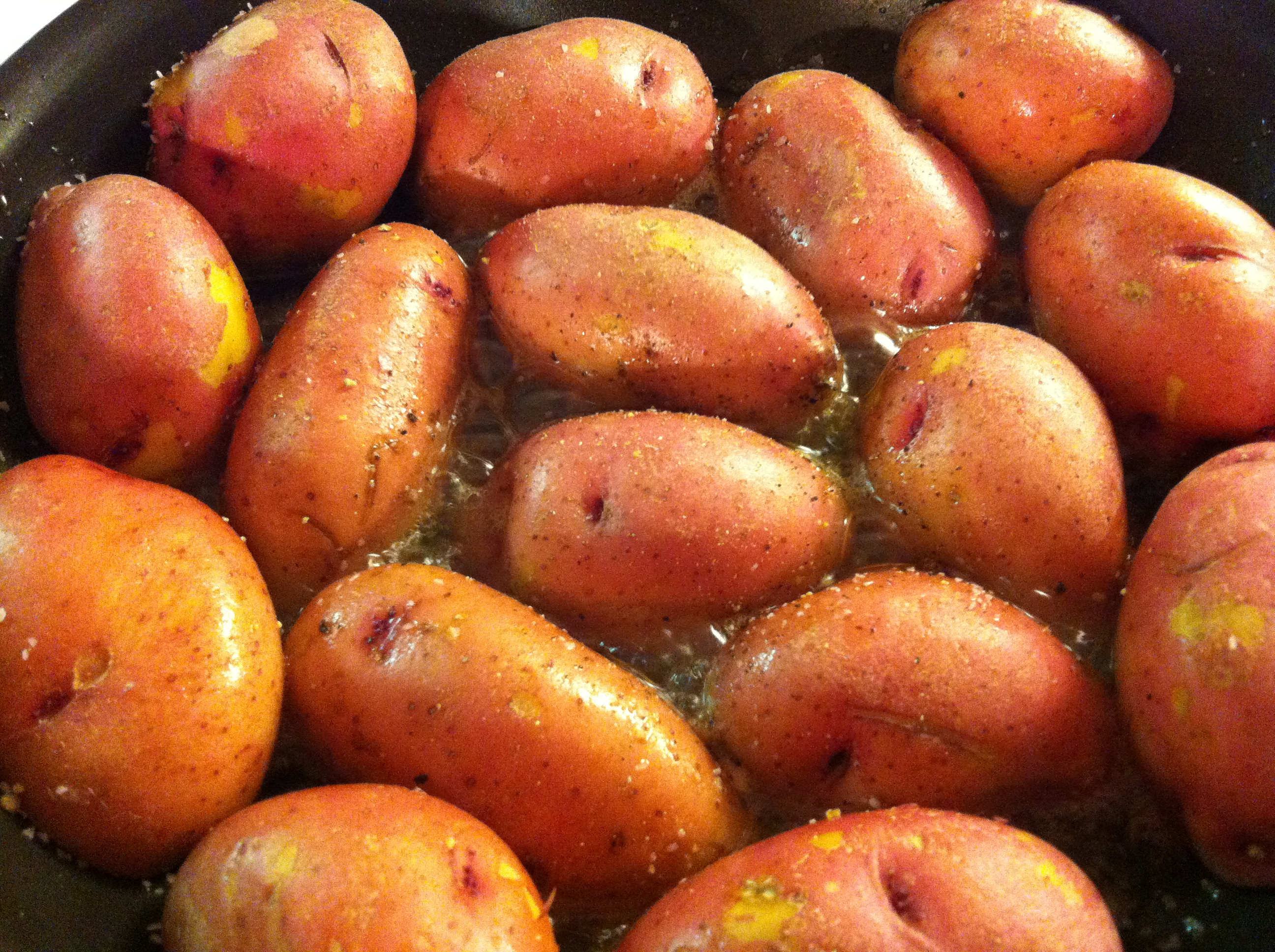 """Perfect """"side dish"""" Potatoes for any Occasion"""
