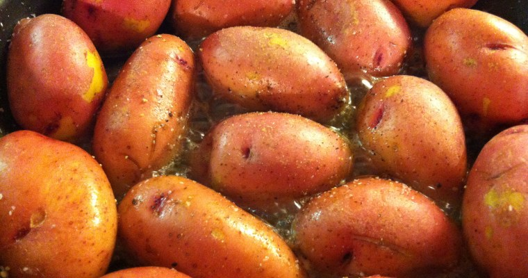 "Perfect ""side dish"" Potatoes for any Occasion"