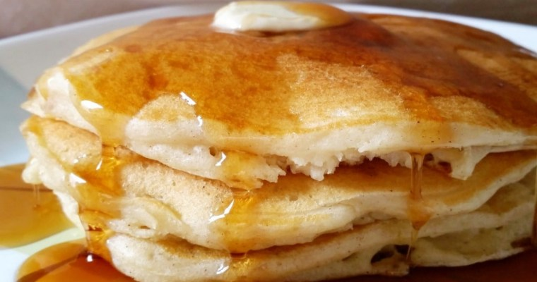 Pancakes – Two Ways