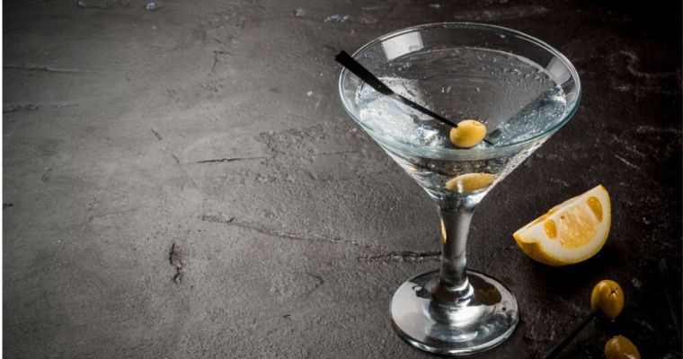 Let's Talk About Martinis