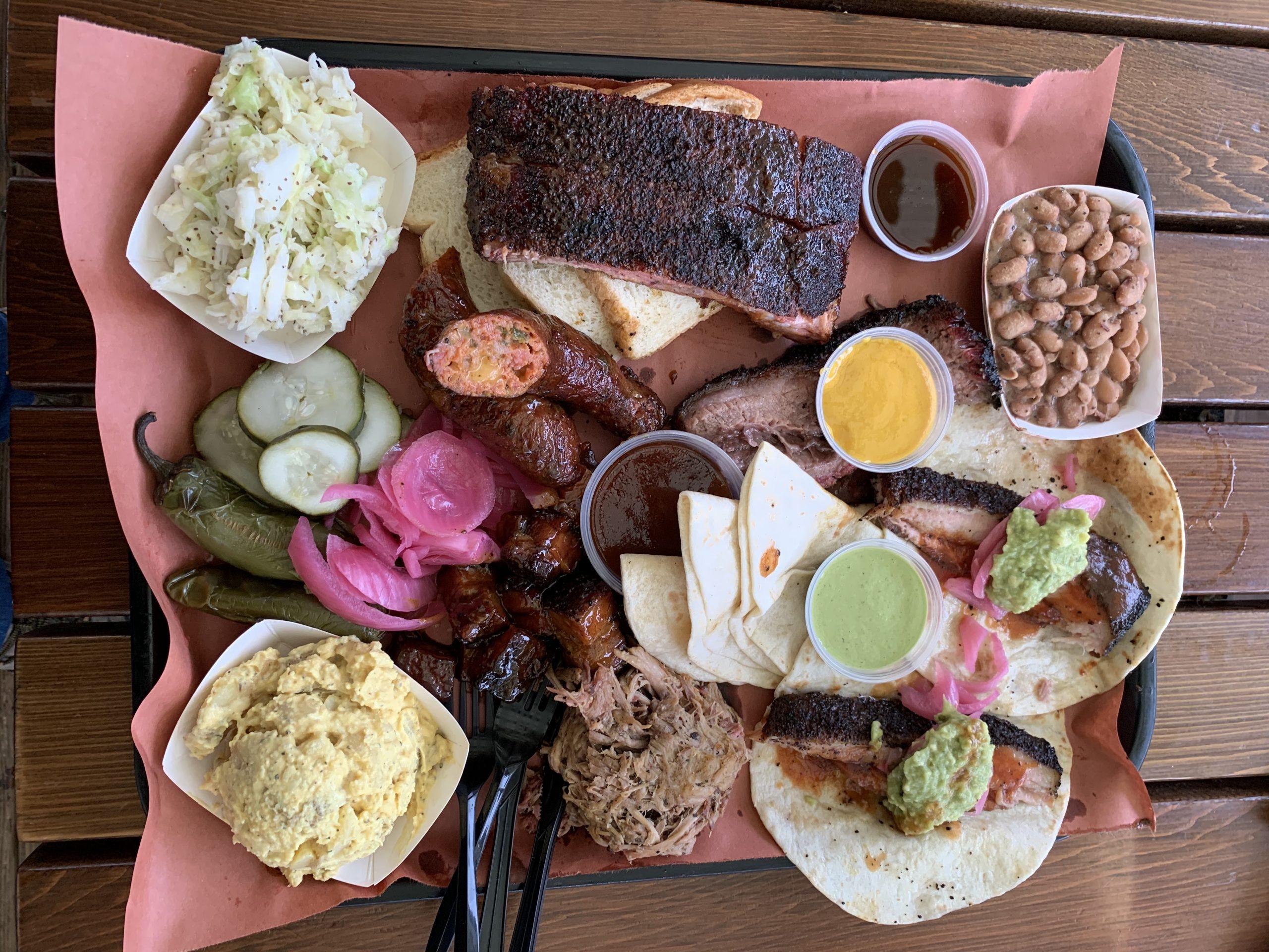 Matt's BBQ – Portland, OR
