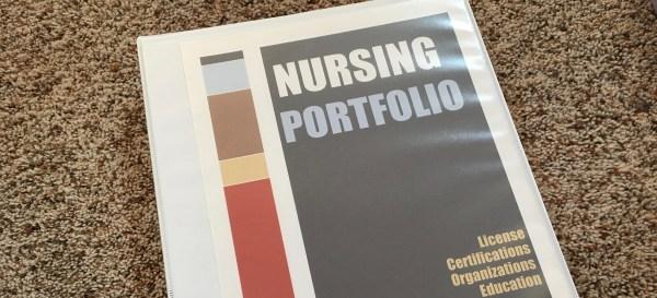 Nursing Student Portfolio Content - Year of Clean Water