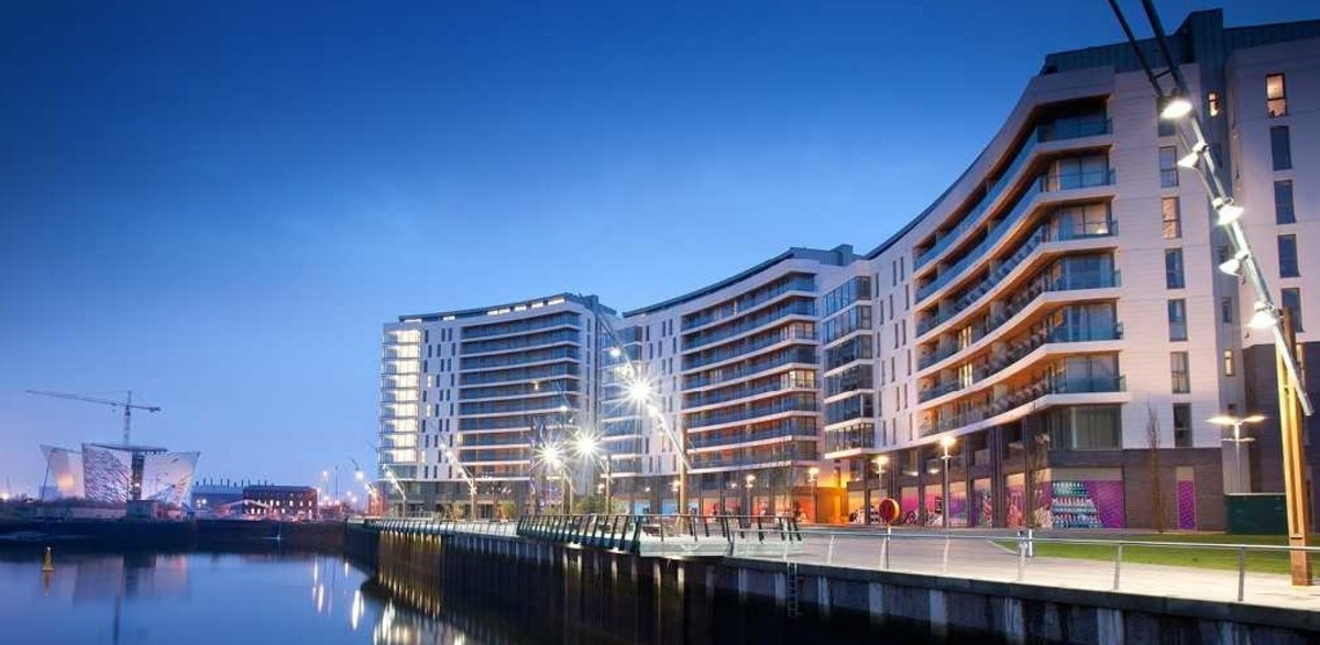 Luxury Living In The Heart Of Belfasts Titanic Quarter