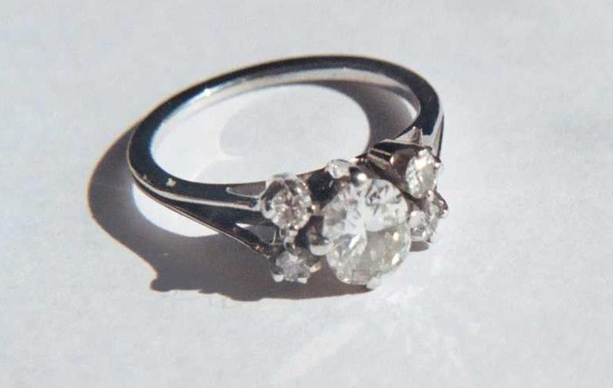 Diamond Engagement Ring Stolen In Belfast Burglary The