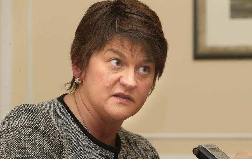 Image result for arlene foster