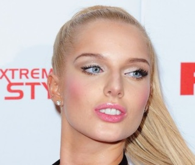 Helen Flanagan I Would Never Do Awful The Jump