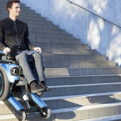 Chairs For Handicapped Metal Outdoor Dining A New Electric Wheelchair Is Able To Go Down Stairs - The Irish News