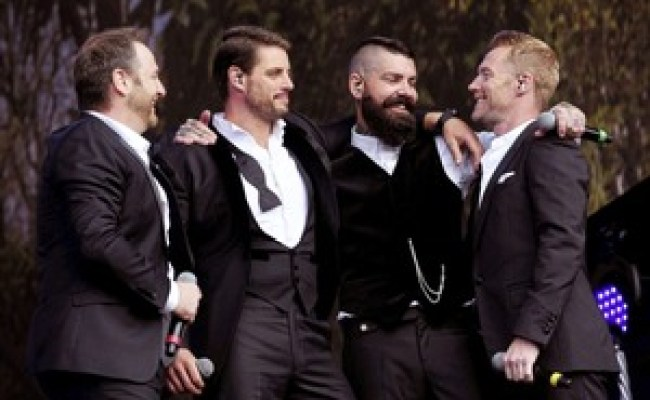 Shane Lynch Talks About Boyzone Burnout Cars And The