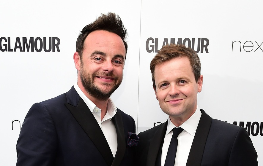 Ant and Dec take on Phil and Holly at National Television Awards - The Irish News